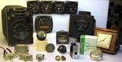 Aircraft instrumental dials