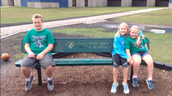 Remembering Zach with a Buddy Bench