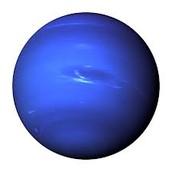 neptune is blue