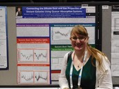Dr. Monique Aller Presents Interstellar Matter Research at the International Astronomical Union