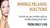 Wrinkle Relaxing injesctions