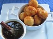 Appetizers -Versatile Cassava