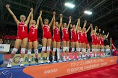 Turkish Volleyball Players