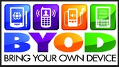 BYOD Forms Back By Popular Demand...