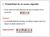 suceso imposible