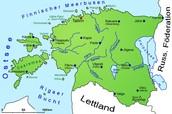 Estland - ein Kleines Land