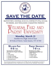 Parent University - TONIGHT