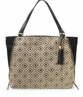 Diamond Raffia Switch Bag - Was £130 Now £65