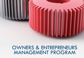 WIN a 90% scholarship in IE's OWNERS & ENTREPRENEURS mngt program