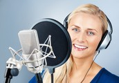 Click Below To Hear Your Voice Talent