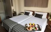 El hotel de Mar Grande y el Cuarto