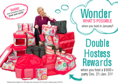 Double Hostess Dollars