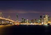 San Fran Skyline at Night
