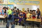 Ms. Rosenfeld's ERB Testing Class Pledge