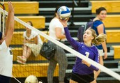 Women's Volleyball v. Illinois College