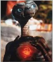E.T. loves pie.