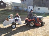La granja hoy