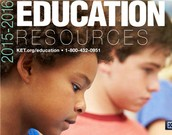 KET 2015-16 Education Resources Book