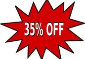 This Summer math class will be having a 35% discount!
