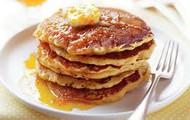 Butter Pancake Heap