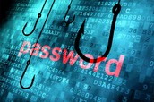 Phishers will steal important passwords to websites.