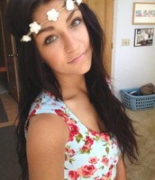 Andrea Russett when she was younger!