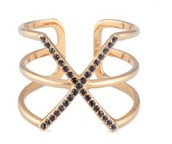 Pave Sphinx Ring S/M (5-7) $20