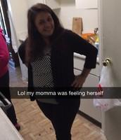 Maria Gonzalez (My Mom)