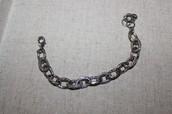 Christina Link Bracelet Silver