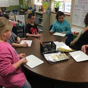 Small Group Instruction based on Interim Assessment