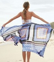 Capri Cotton Wrap $25