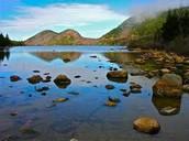 Acaidia National park