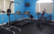24 Hours Fitness Center