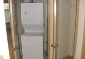 Full size Washer and Dryer in every home!!