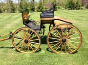 Antique and Modern Carriages