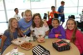 Parent Lunch Week SUCCESS!