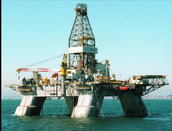 Off shore drilling