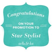 Promoted to Star Stylist