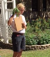 Garden Lady Lesson