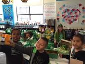 1st Grade Leprechaun Traps