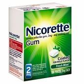 nicotine gum