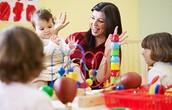#3 Preschool Teacher