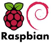 What Operating system is used for the Raspberry Pi?