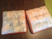 indoor/outdoor chair cushions