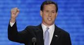 Republican: Rick Santorum