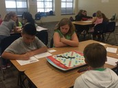 NCISD Scrabble Tournament
