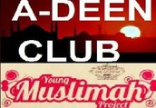 Presented by A-deen Club in association with the Young Muslimah Project