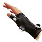 Smart Glove Wrist Support with Thumb Support!