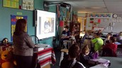 7th grade Spanish, completing food unit