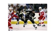 Pittsburgh Penguins vs Detroit Red Wings